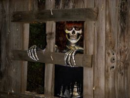 The Shack of Death by Mr-Mordacious