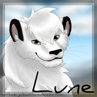 Lune Icon by JadeWolfbane