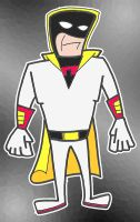 Space Ghost by AxleGrease-75