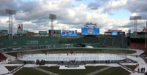 Frozen Fenway by 29cfrun