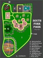 Park Design Concept by jbrentf