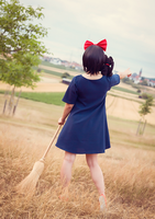 Kiki's Delivery Service IV by kazenary
