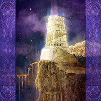 Ivory Tower by yanadhyana