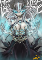 DotA Another Lich by Exaxuxer