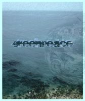 Greenpeace Globe by art4oceans