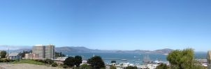 SF Panorama by TicklishPear