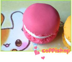 Macaron by coffishop