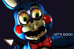 Toy Bonnie by Apprenticehood
