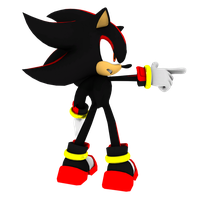 Shadow The Hedgehog by Mike9711