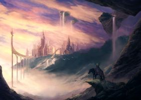 The Lost City by jcbarquet