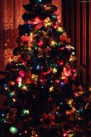 My Christmas Tree by Wolf-X-Parade