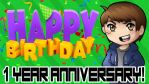TheRonAndOnly's 1 Year Anniversary! by TheRonAndOnly