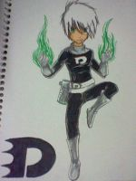 DannyPhantom by domo-nik