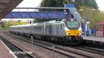 Chiltern Railways 68010 at Princes Risborough by The-Transport-Guild