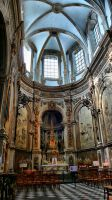Kathedral de Cambrai France 3 by pagan-live-style