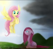 the Sun to your Rain by Mn27