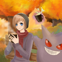 Fall by Joltik92