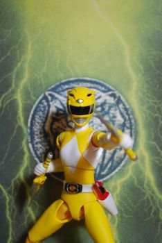 Power of the Yellow Ranger by Botboy41