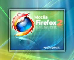Splash Firefox 2 by webby85