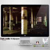 .DARK WALLS. Wallpaper by enemia