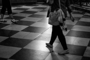 Chessboard by CanonAdventures