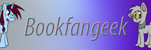 Youtube Banner by bookfangeek