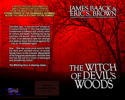 The Witch Of Devil's Woods wraparound by PaulBaack