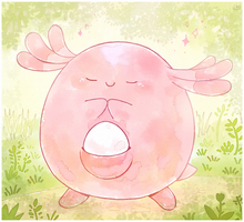 Pokemon #113 Chansey