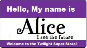 Alice's Nametag by HuntressxTimeLady