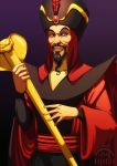 Disney Villains - Jafar by Bhansith