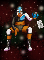 La Cometa Gives You a Holiday Present by White-Rose-Brian