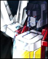 SB Starscream by carwint