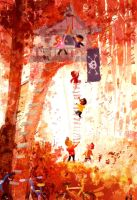 It was 1980 something... by PascalCampion