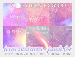 Icons-Textures -04- by Min-Jung