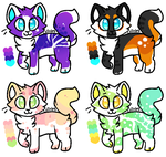 set price kitty adopts [2/4] by peacefultyranny