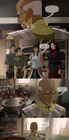 Legend of Korra - Avatar Wisdom by yourparodies