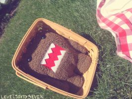 Domo Picnic Time by level67