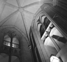The Cathedral of Learning by Loralthea