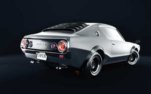 Datsun Steel Two by KMiklas