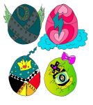 MLP Egg Adopts 3- OPEN by Catzilerella