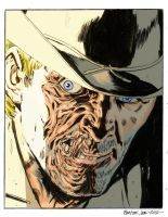 Jonah Hex - Benton Jew by bentonjew