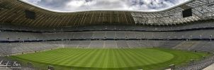 Allianz Arena Munich by Nightline