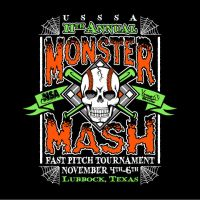 usssa monster mash by Satansgoalie