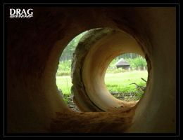 Through Agricultural Tunnels by DisappearinEbony