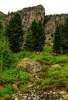 Colorado Rockies 2 by KRHPhotography