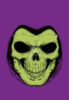 Skeletors t- shirt by Jagoba