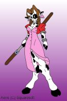 Aeris Cow by Skyhammer