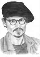 Johnny Depp 1 by ocean-nicki