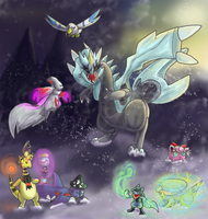 PMD 5.12- Enter the Fray 2 by lonemaximal