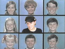 Brady Bunch? by Rabid-Turtle